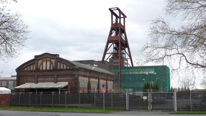 Ruhrgebiet Zechen